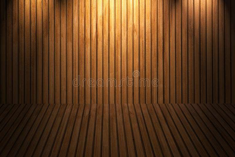 Download Wooden floor and wall stock photo. Image of blank, plank - 39511012