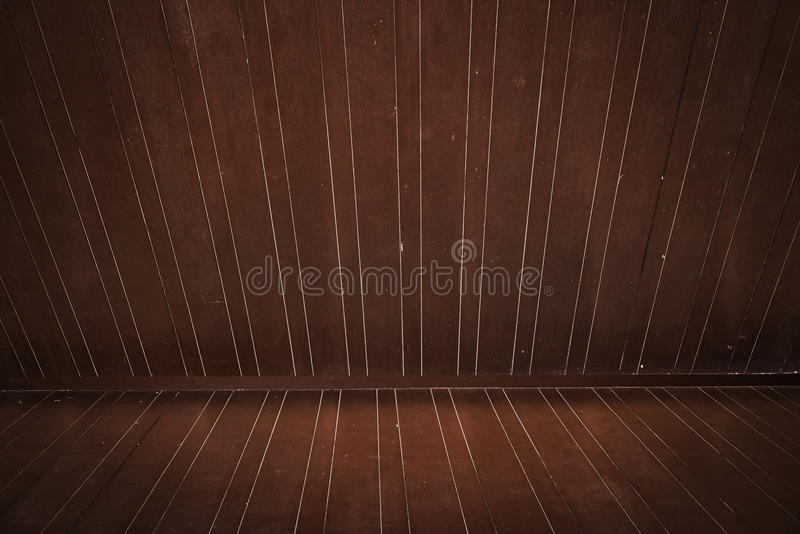 Download Wooden floor and wall stock photo. Image of dirty, dark - 39512182