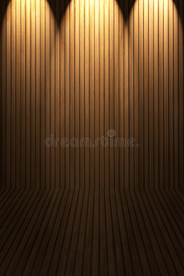 Download Wooden floor and wall stock image. Image of exterior - 39512271