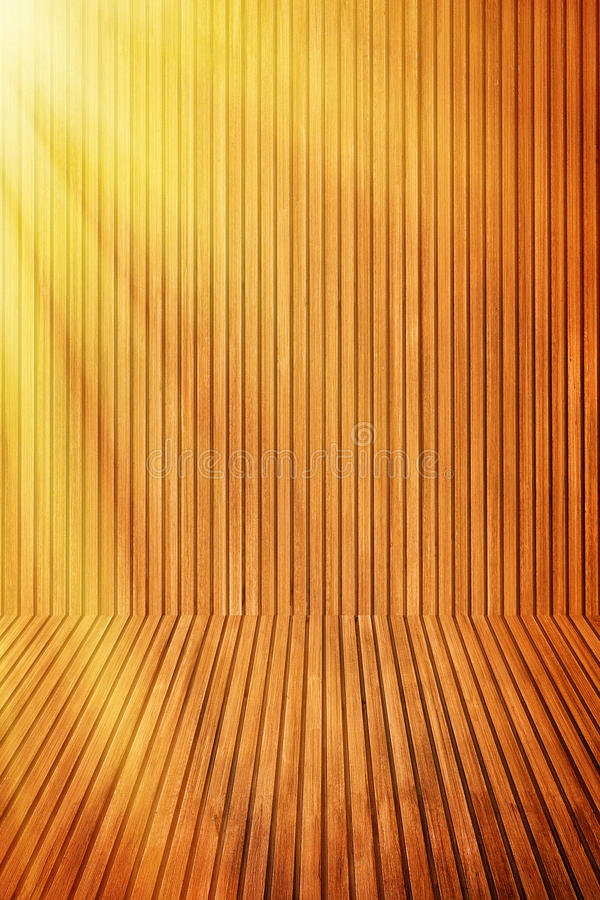 Download Wooden floor and wall stock image. Image of section, dark - 39512487