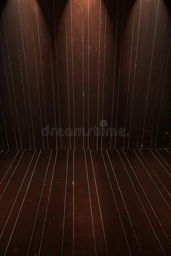 Download Wooden Floor And Wall With Light Stock Photo - Image of exterior, blank: 39510314