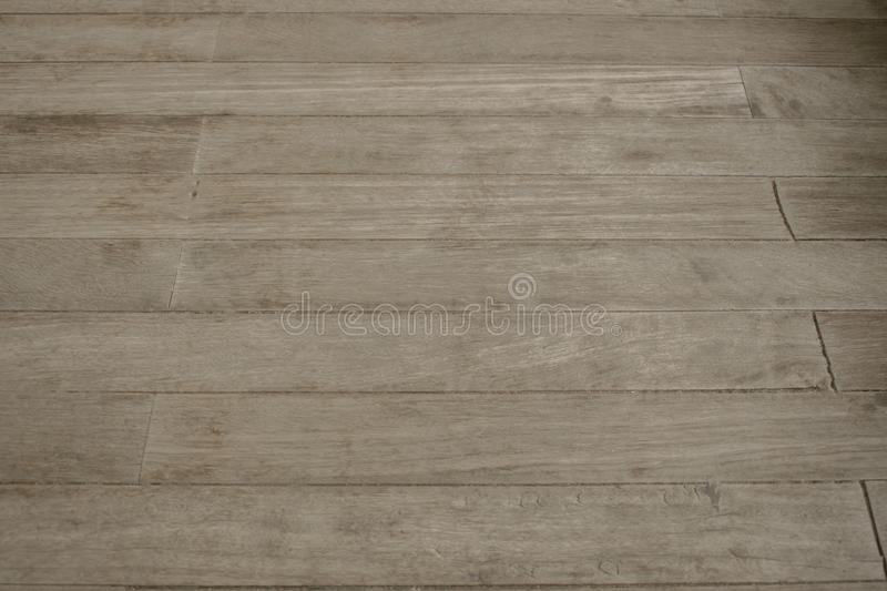 Wooden floor background brow wood royalty free stock image