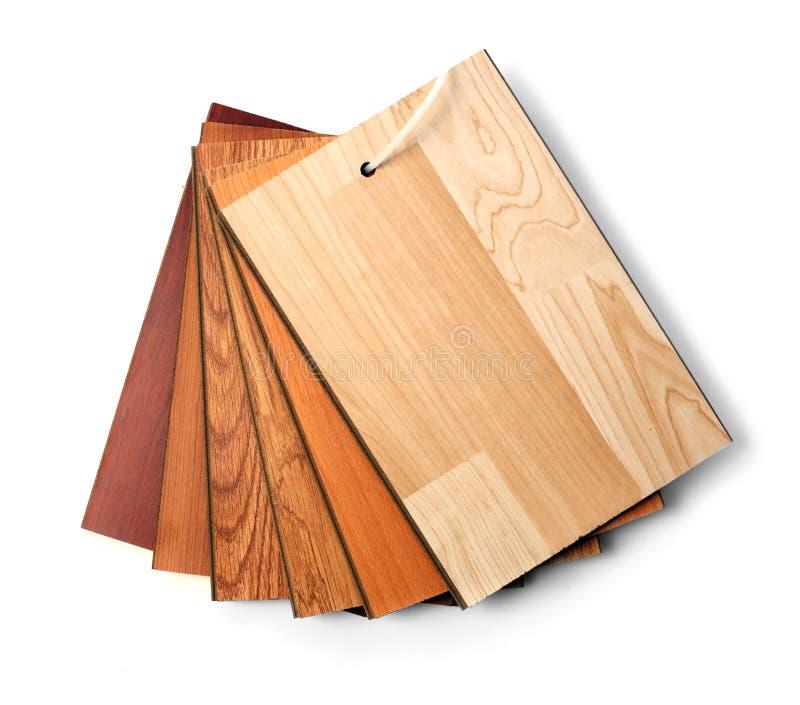 Wooden flooring laminate royalty free stock photos