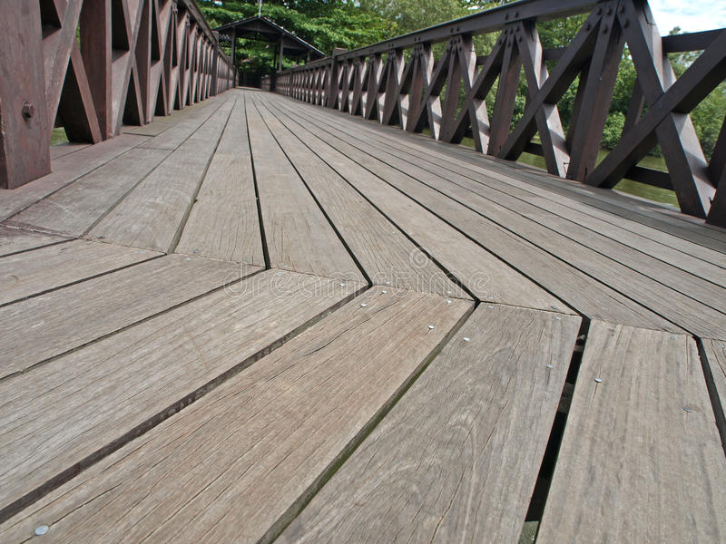 Download Wooden Flooring/Panel stock photo. Image of brown, rail - 16105122