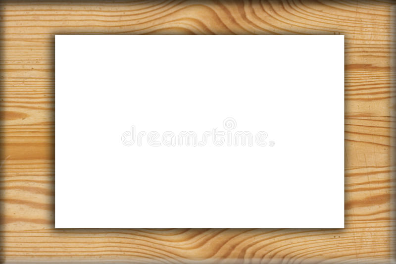 Wooden frame stock images