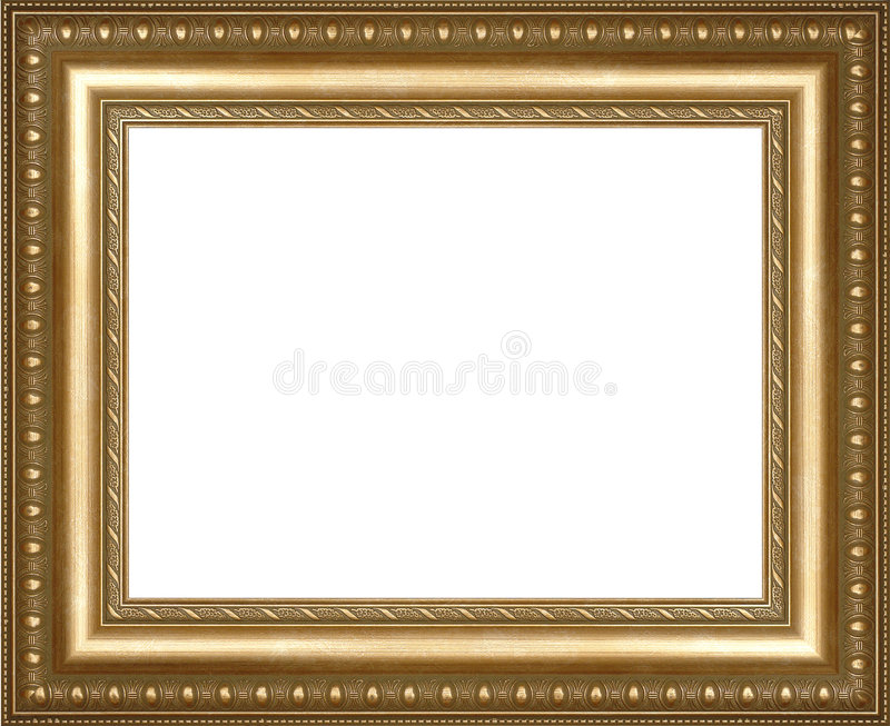 Download Wooden frame stock image. Image of picture, baroque, museum - 2316249