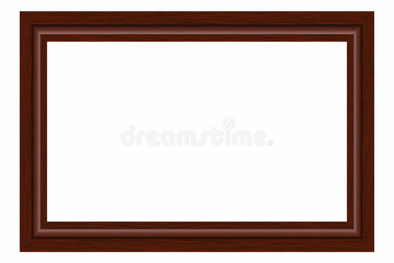 Download Wooden frame stock image. Image of detail, grunge, borderline - 33776357