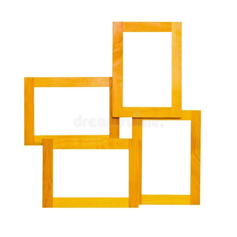 Wooden frames stock photos