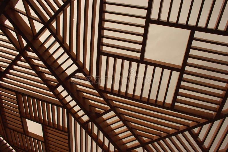 Wooden Frames Stock Photo