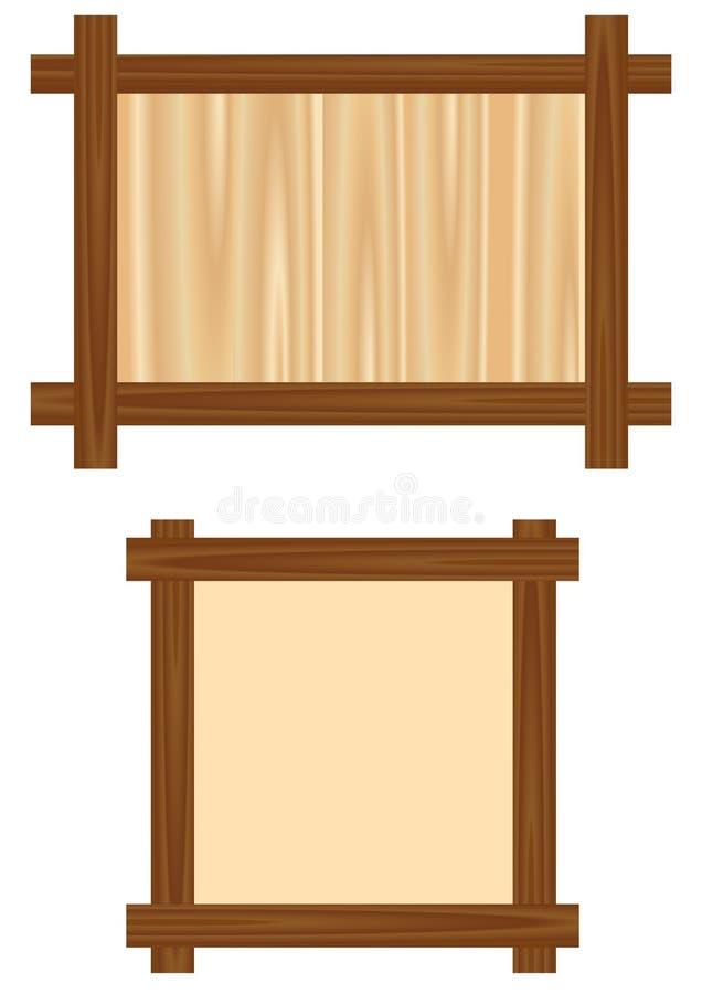 Download Wooden Framework Royalty Free Stock Image - Image: 12230206