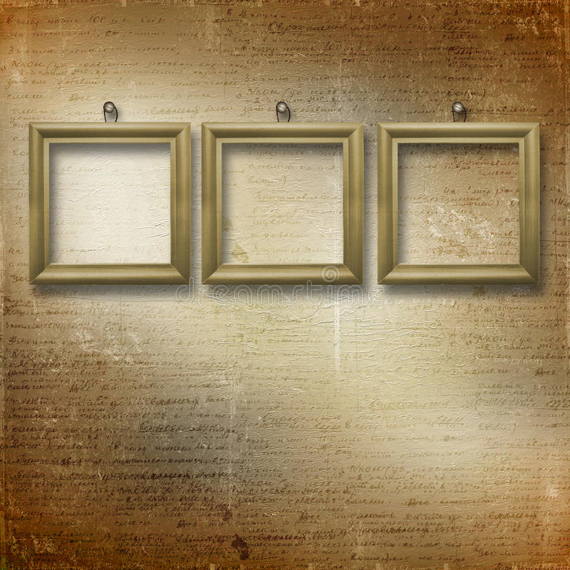 Free Wooden Frameworks For Portraiture Royalty Free Stock Photography - 13508707