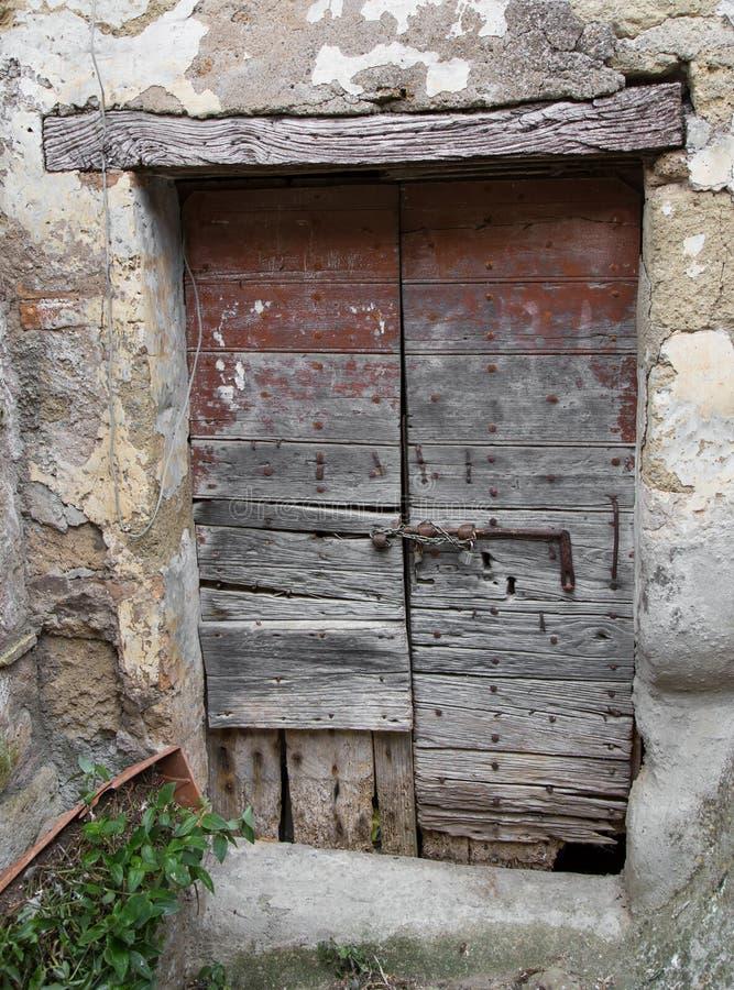 Wooden gate stock photos