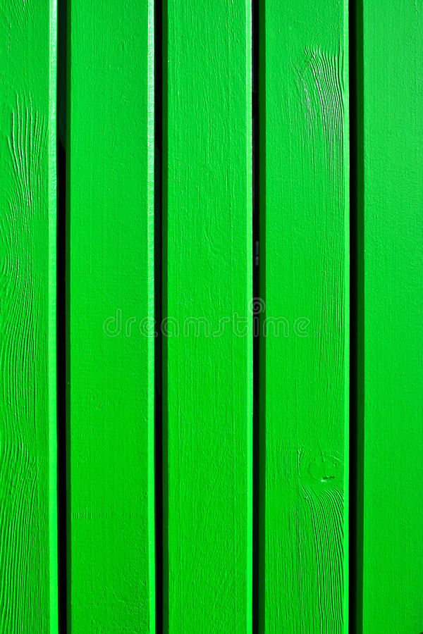 Free Wooden Green Planks Royalty Free Stock Photo - 18782745