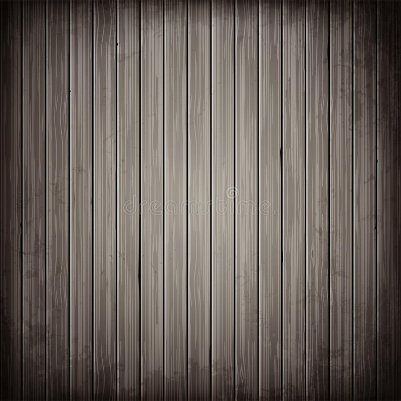 Wooden Grey Plank Background Stock Image