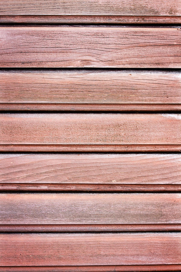 Wooden grid. Made of red coated batten royalty free stock photos