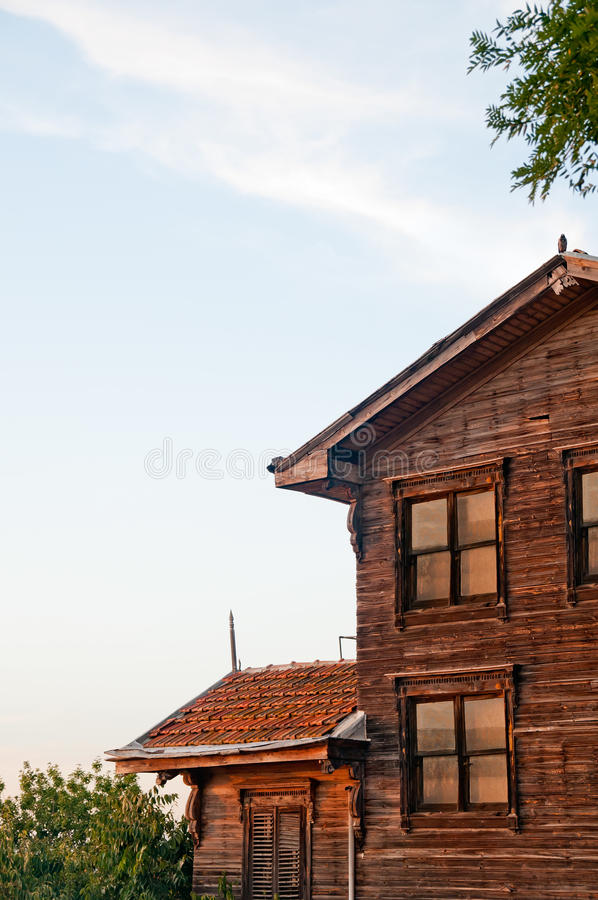 Download Wooden House stock photo. Image of ruin, nature, ancient - 26947288