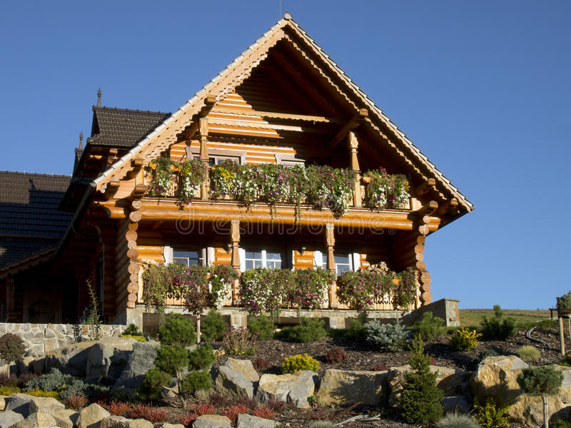 Download Wooden House Royalty Free Stock Image - Image: 29004446
