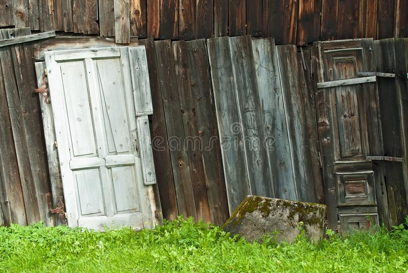 Download Wooden hut stock image. Image of house, environment, ecology - 22534441