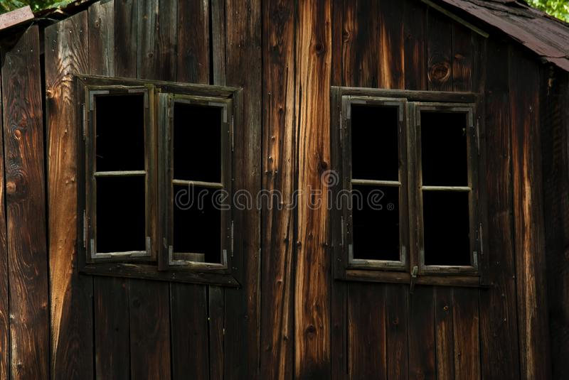 Download Wooden hut stock photo. Image of mountain, cover, nature - 22534472