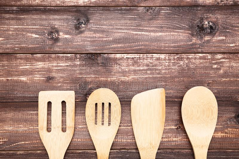 Kitchen cutlery royalty free stock images