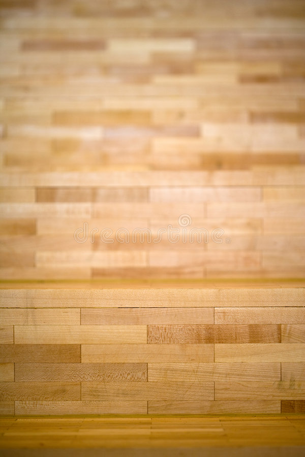 Free Wooden Laminate Floor Royalty Free Stock Photography - 8606147