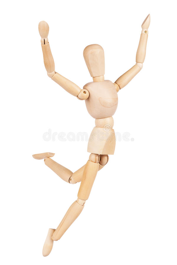 Download Wooden man stock photo. Image of body, emotion, male - 27649428