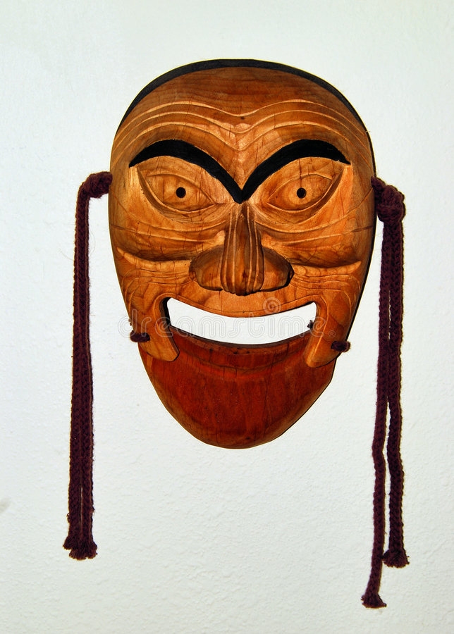 Download Wooden Mask Stock Images - Image: 6545254
