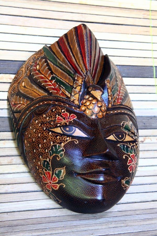 Download Wooden masks stock image. Image of background, original - 30686159