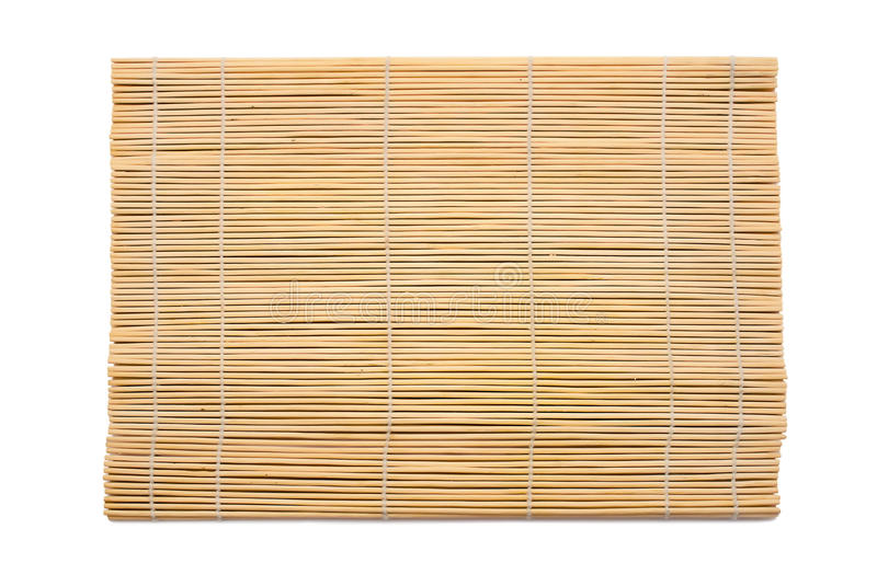 Download Wooden mat. stock photo. Image of bind, rattan, stick - 20317440