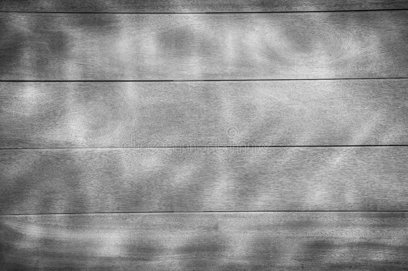 Wooden natural Board for covering the surface of the house in black and white royalty free stock photo