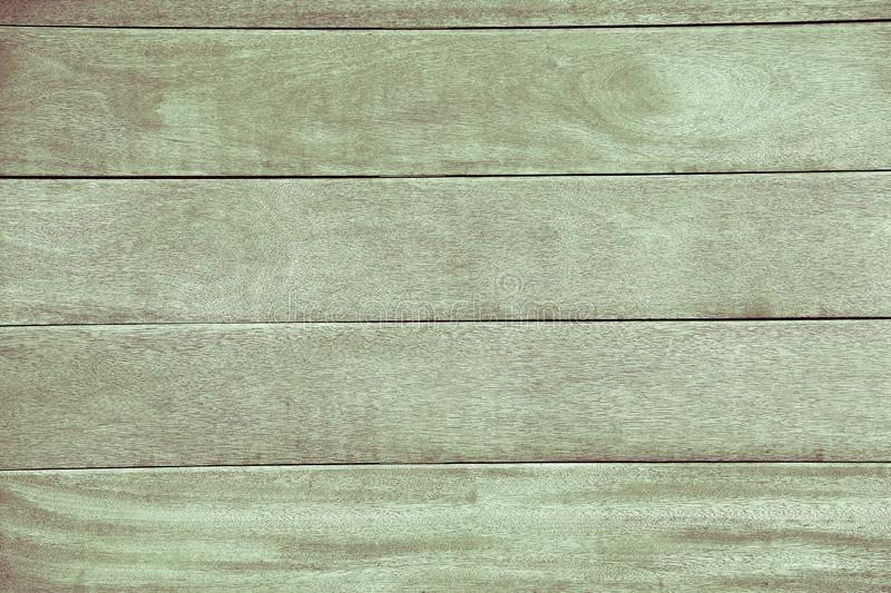 Wooden natural Board to cover the surface of the house green stock images