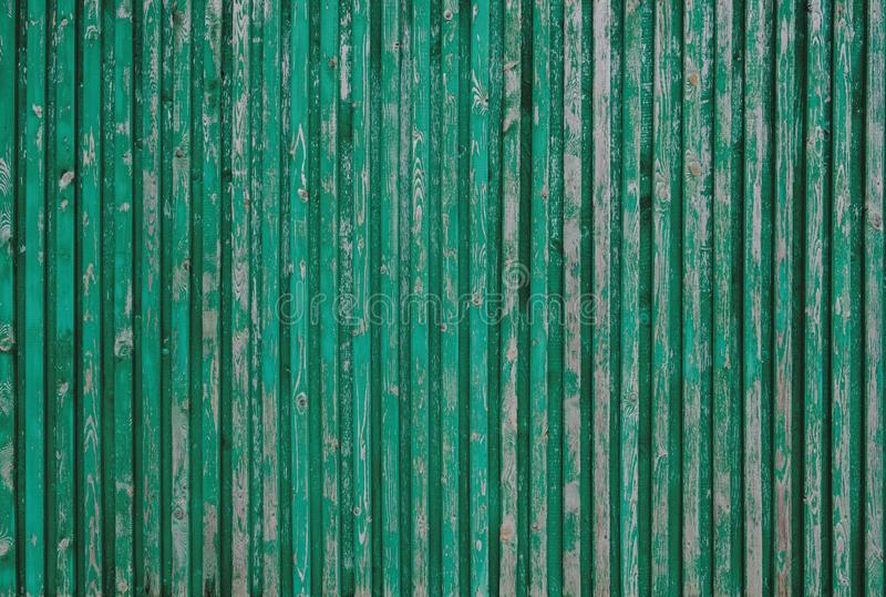 Wooden old fence. background for vintage wallpaper . stock photo