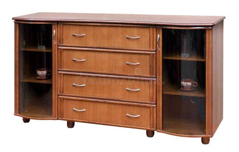 Download Wooden Old Stile Bureau Royalty Free Stock Photo - Image: 24320395