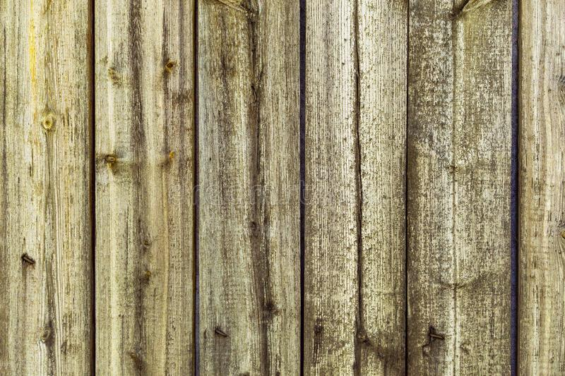 Wooden old vertical boards.  Abstract background. stock images