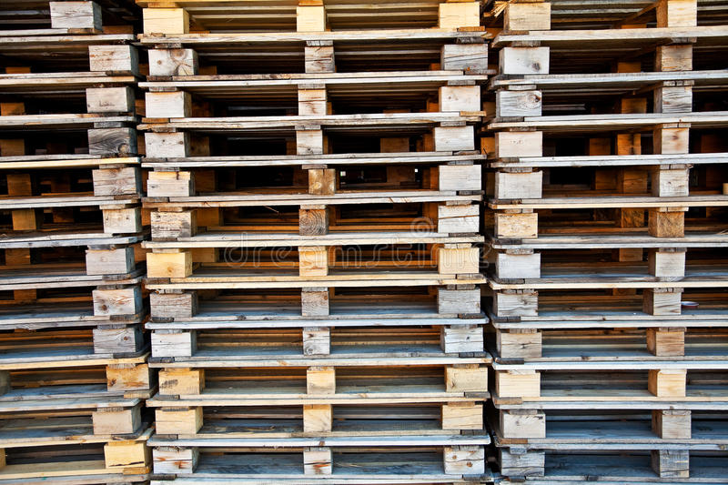 Download Wooden Pallets. Royalty Free Stock Photography - Image: 24958187