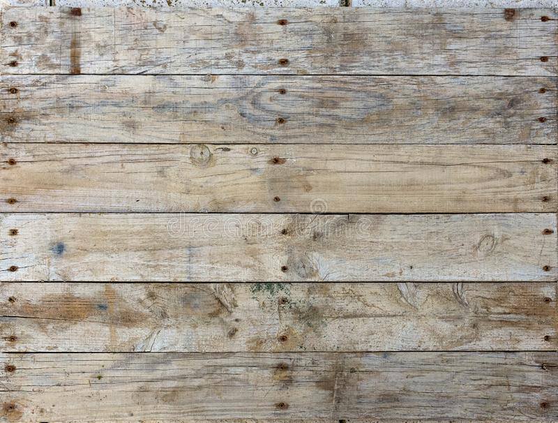 Wooden panel for background. rough and vintage wallpaper. Wooden panel for background. rough, vintage, abstract wallpaper. Natural tones stock photography