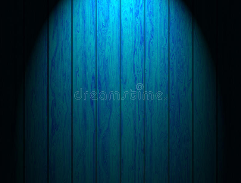 Wooden Panels. Illumnated wooden panels background and texture for print or web usage royalty free stock photos