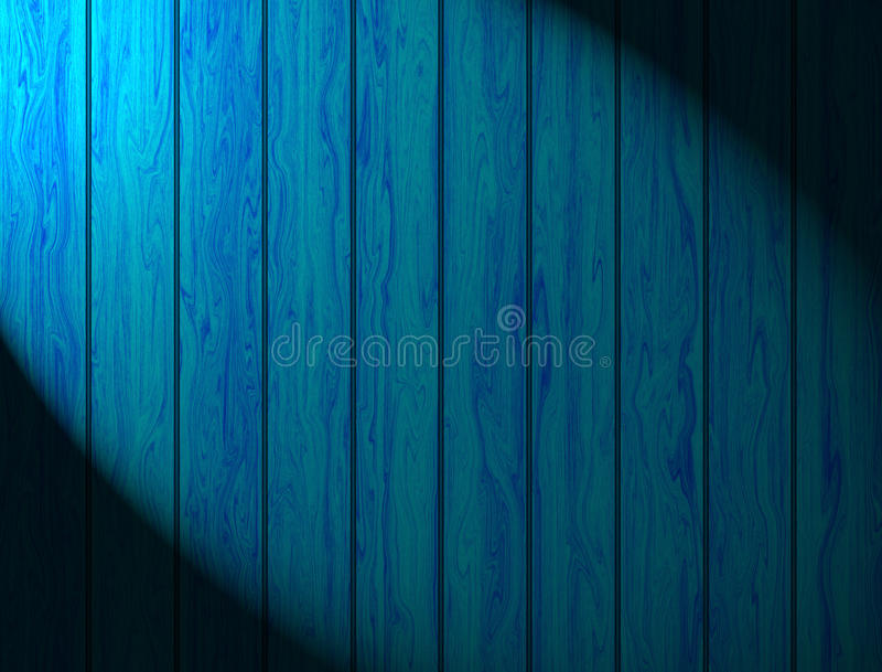 Wooden Panels. Illumnated wooden panels background and texture for print or web usage stock images