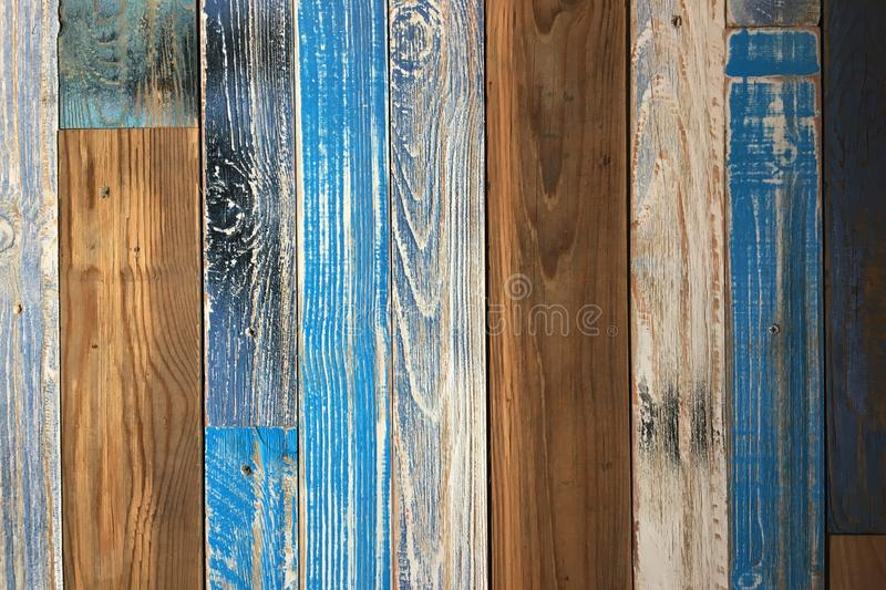 Wooden parquet texture, colorful wood floor background. royalty free stock photo
