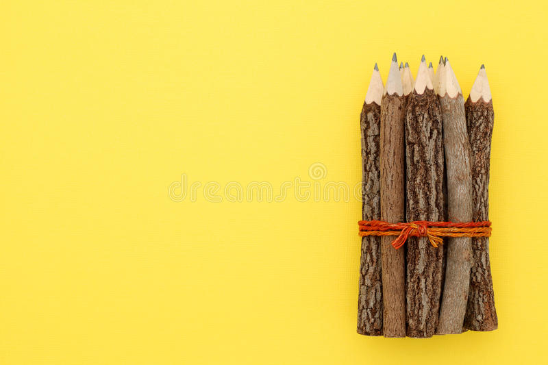 Download Wooden Pencils Stock Photography - Image: 25639552