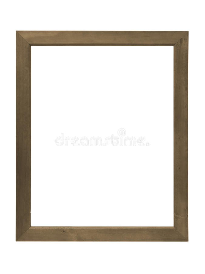 Download Wooden Picture Frame Royalty Free Stock Images - Image: 28947109