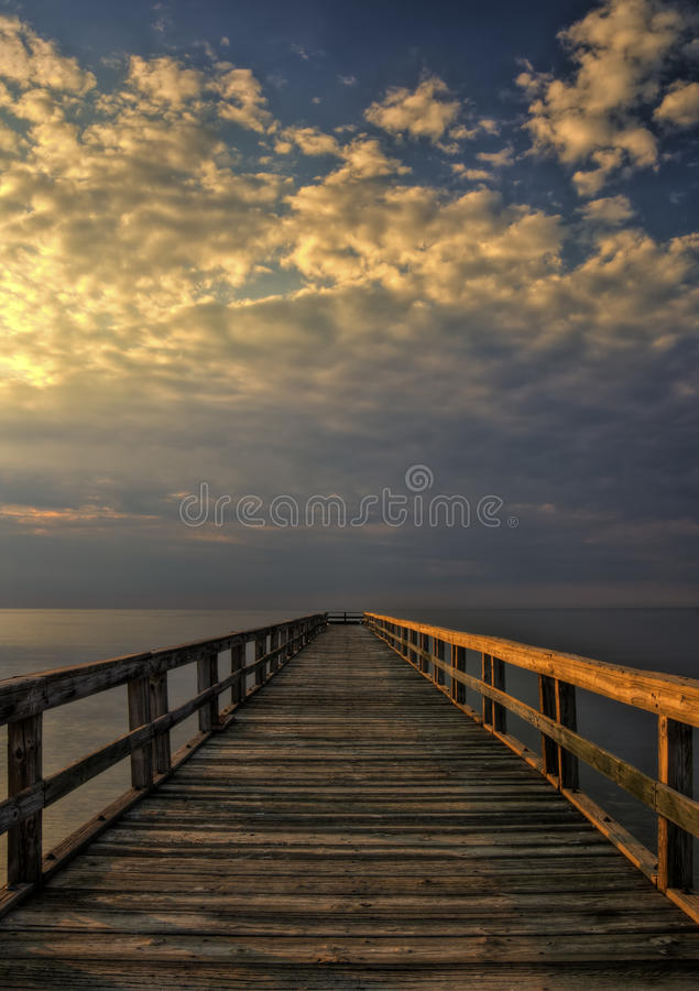 Free Wooden Pier Stock Photography - 20508032