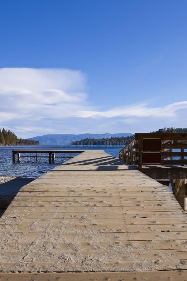 Download Wooden Pier stock photo. Image of dock, recreation, park - 22938114
