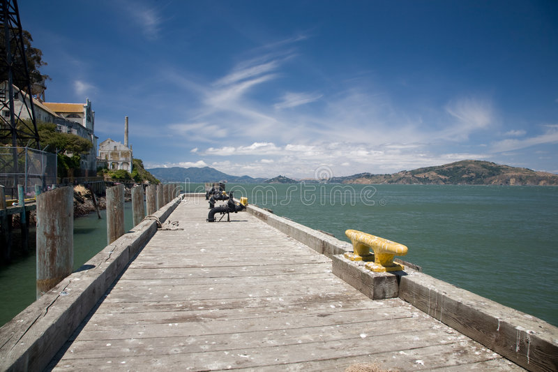 Download Wooden Pier Royalty Free Stock Photo - Image: 6120735