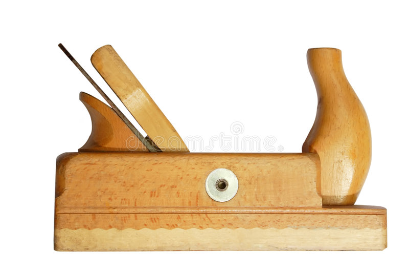 Download Wooden planer stock image. Image of trim, woodcraft, wood - 4955231