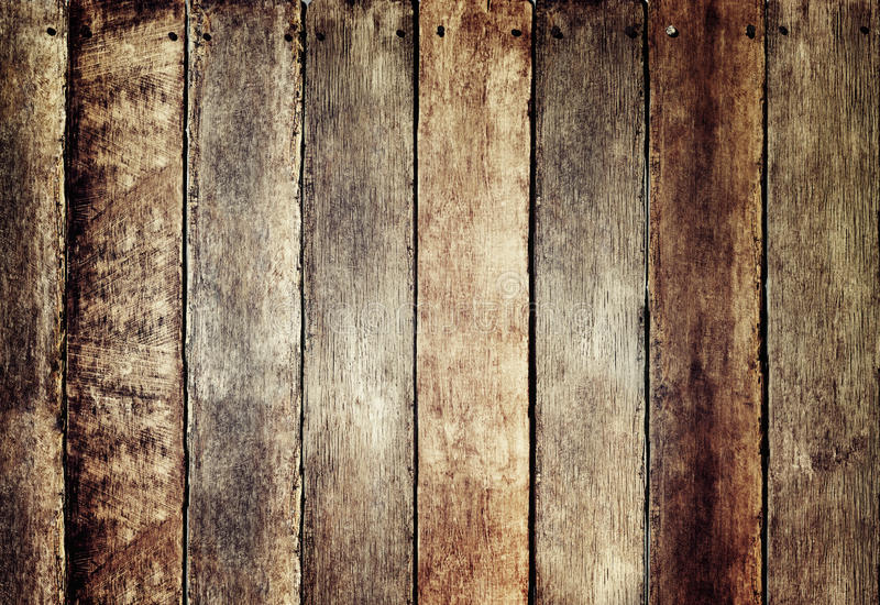Wooden Plank Texture. Blank Wooden Plank Fence Texture royalty free stock photo