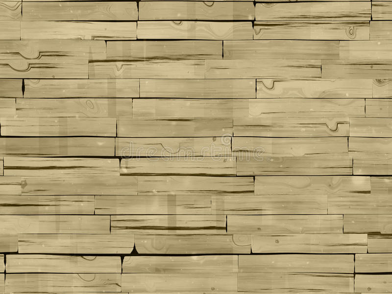 Download Wooden planks stock illustration. Image of dirty, macro - 27028374