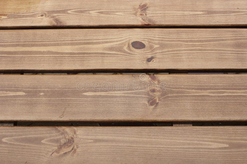 The wooden planks in the rain royalty free stock photography