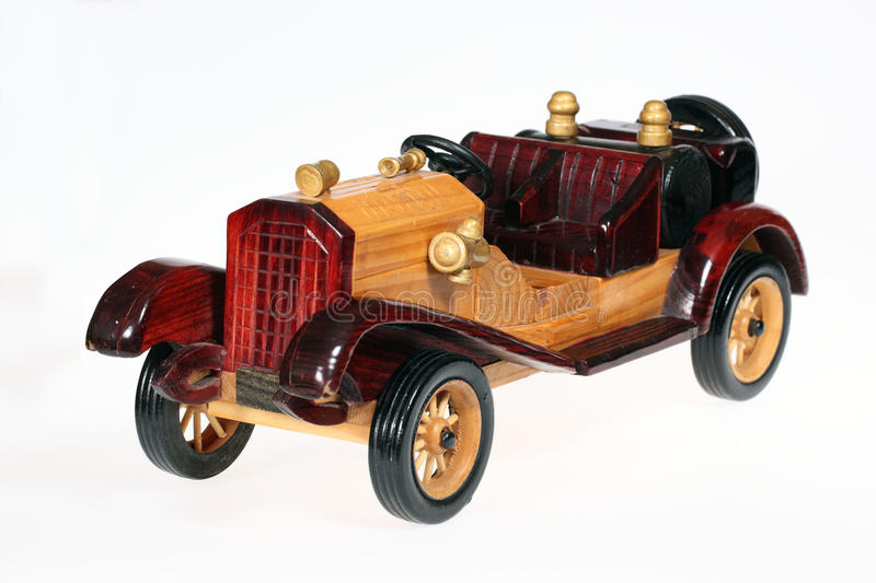 Download Wooden Retro Car Royalty Free Stock Photography - Image: 28529897