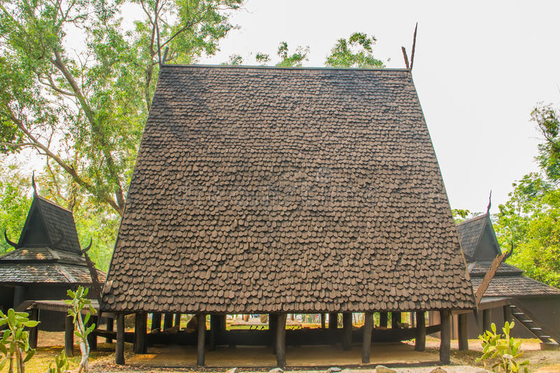 Download Wooden roof stock image. Image of brown, northern, famous - 39512071
